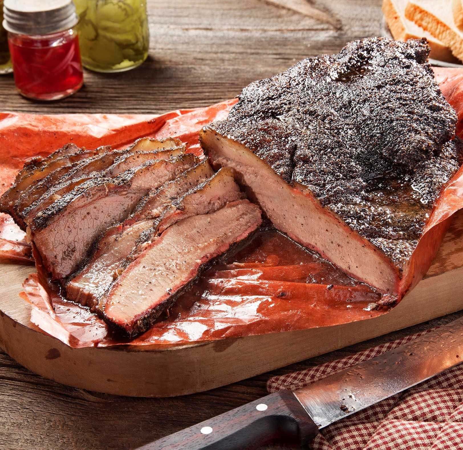 how to buy a beef brisket